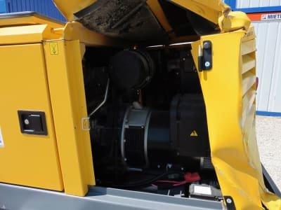 ATLAS COPCO QAS 40 Electricity Generator