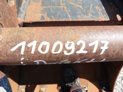 LEHNHOFF TL800MM MS08 Backhoe - defect