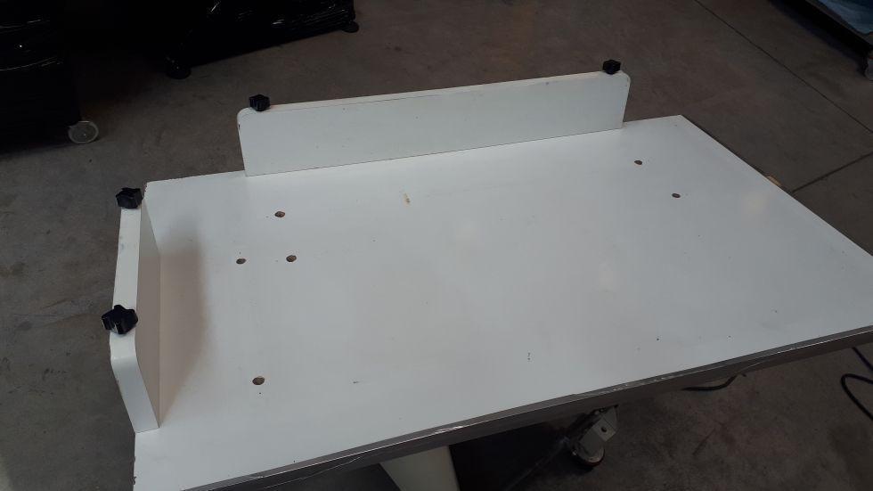 Mesa vibradora apilador