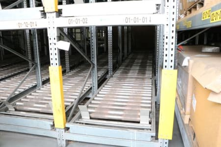 DEXION Roller Racking System
