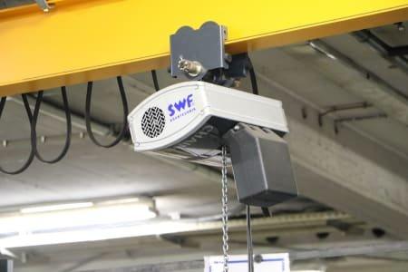 SWF KRANTECHNIK Wall-Mounted Slewing Crane