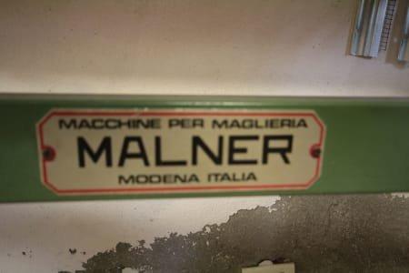 MALNER Flat knitting machine