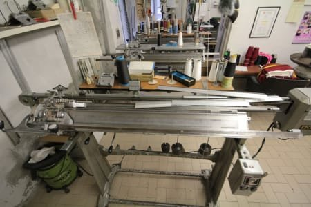 COPPO SUPER-COPTAL Flat knitting machine