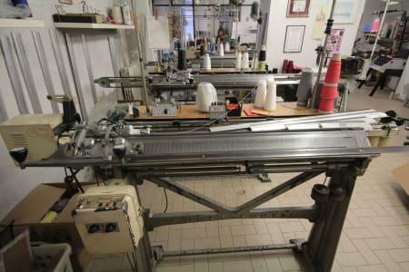 COPPO SUPER-COPTAL Flat knitting machine