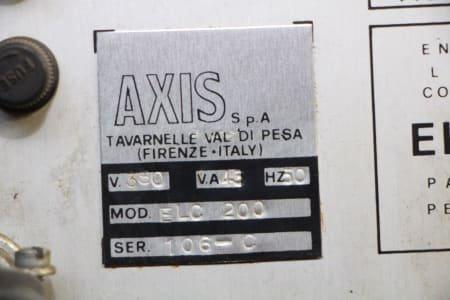 AXIS ELC 200 Welding machine