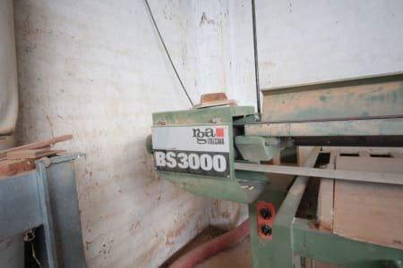 RGA BS 3000 Long belt sander