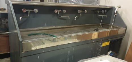4 Stations Sink