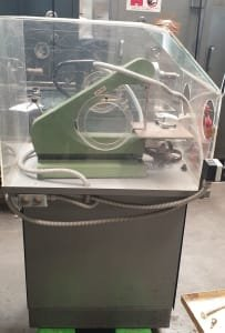 Vertical Planer With Suction System