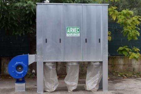 AIRMEC FCS-LUX Suction System