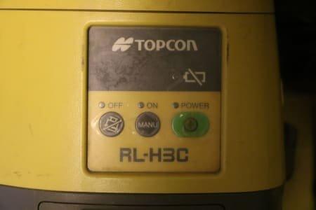 TOPCON RL-H 3 C Construction Site Laser