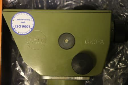 KERN GK 0 A Levelling Device