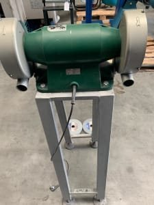 METABO DSW 9200 Table grinder on stand