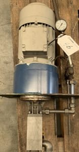 KNOLL KTS 25-50-T High pressure screw pump