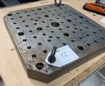 Calmping table