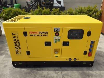 Generador eléctrico PRAMAST VG - R20
