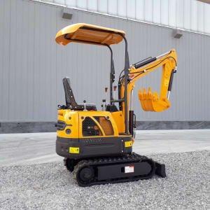 Excavadora XN 12.8 Mini