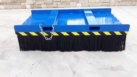 ROLFI Industrial Broom for Forklift
