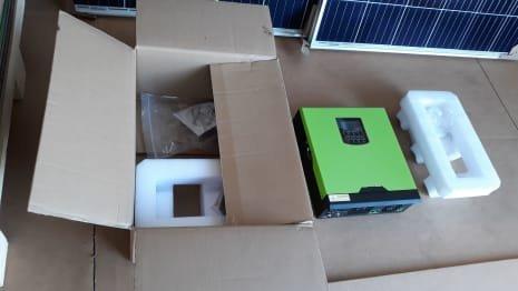 Generador eléctrico SOLAR