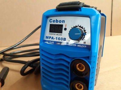 Equipo de soldadura (móvil) MPA - 160 B