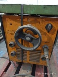 Máquina de soldadura KD 400T