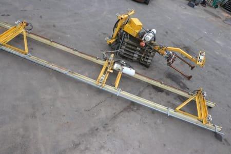 STROEDTER F 800-HY Light crane system