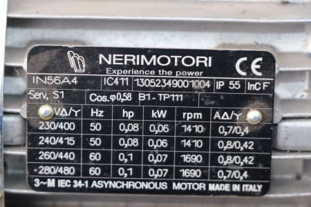 NERIMOTORI Engine