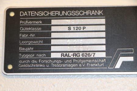 RAL-RG 626/7 Safe