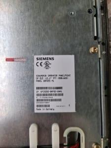 Accesorio para maquinaria interdisciplinar SIEMENS 840 D