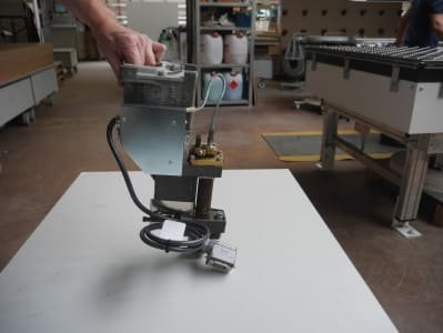 HOMAG QA 65 glue application unit