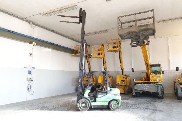 Carro de elevación Maximal FD 25