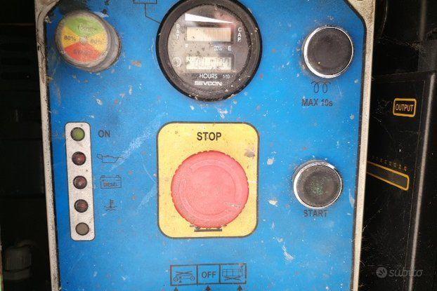 Plataforma de Tijera 12Mt Iteco IT 10160 ED