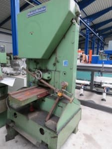 MUBEA KFS 40 Bar Steel Shear