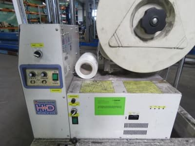 HAGENAUER UND DENK SAP 25 PV 3 Strapping Machine