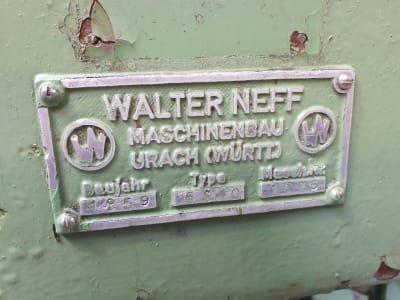 NEFF 6800 Single Column Press