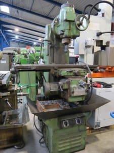 MAMMUT Z Universal Tool Milling Machine