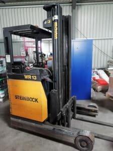 STEINBOCK WR 13 MK 1B-1 Reach Truck