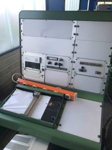 Comprobador de engranajes KLINGELNBERG PFSU 1600
