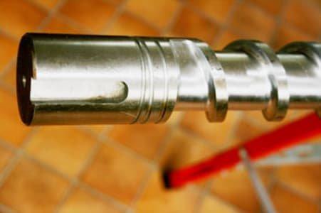 Lot of screw gears