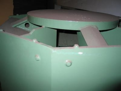 Rotary Transfer Machine Body