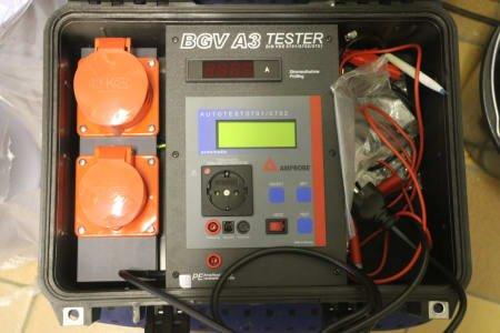 BGV A 3 Test Case