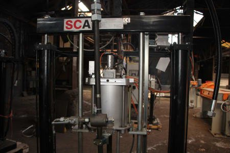 SCA PPK 57-200 P 08-E-R Pumping Station