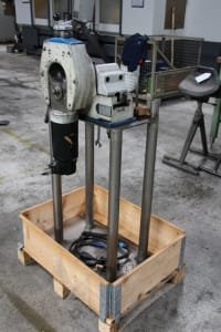 GEORG FISCHER RA 4 Pipe Saw