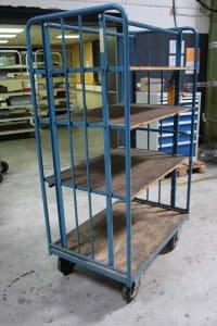 FETRA Shelf Trolley/Workshop Trolley