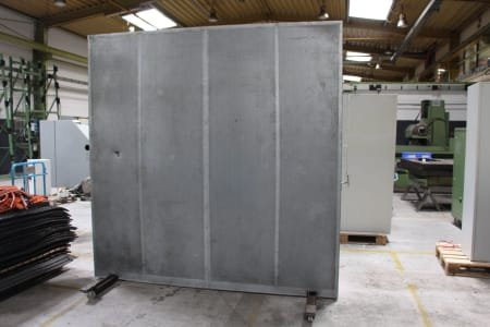 Workstation Partition Wall