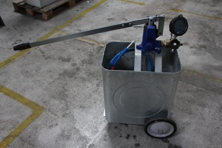 URACA HP 500 Manual Test Pump
