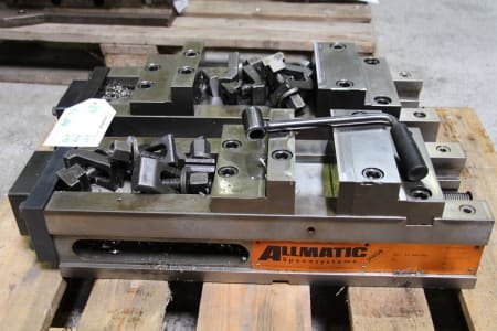 ALLMATIC LC 160/200 2 NC Vices