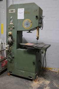 JAESPA AS 6 M Vertical Band Saw
