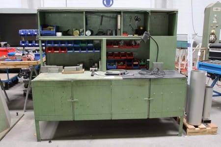 Banco de trabajo Assembly Workstation/ with Contents