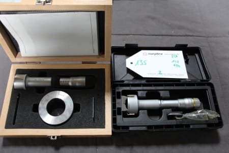 Lot Three-Point Inside Micrometer
