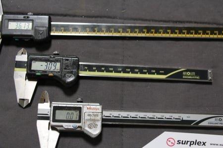 MITUTOYO Lot Digital Caliper Gauge
